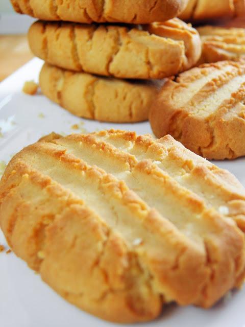Ciasteczka marcepanowe