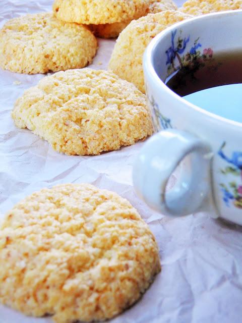 Ciasteczka ryżowe 2