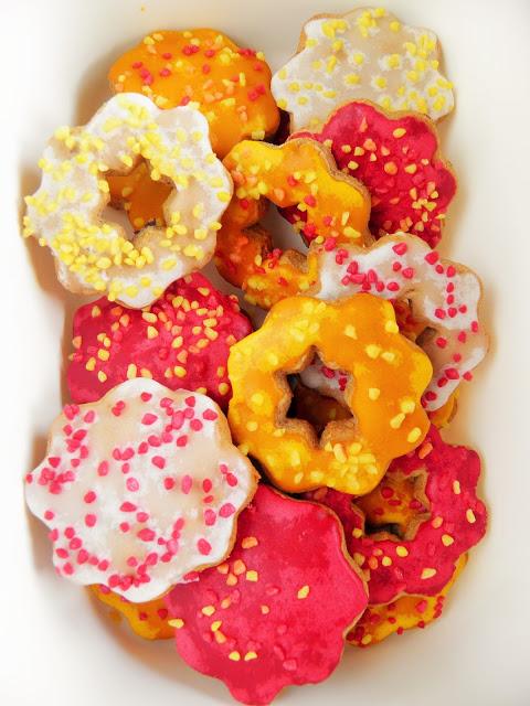 Ciasteczka z powidłami i cynamonem