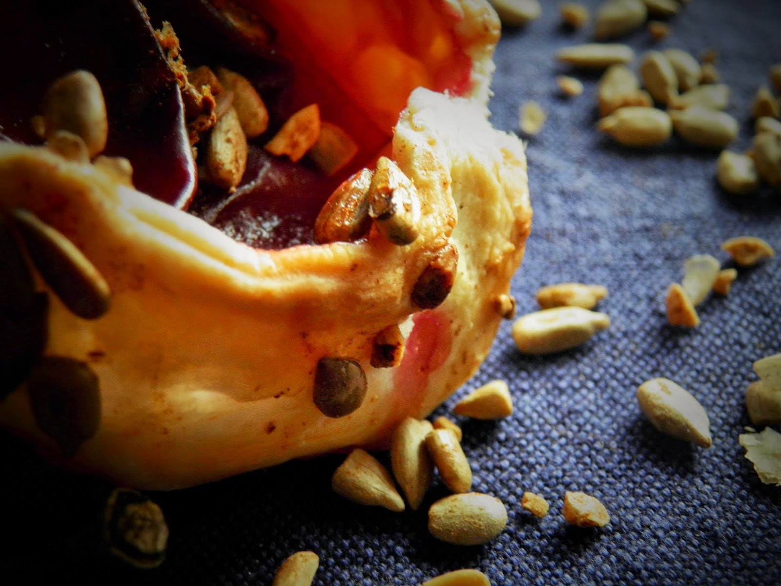 Ciasteczka ze śliwką i cynamonem 3