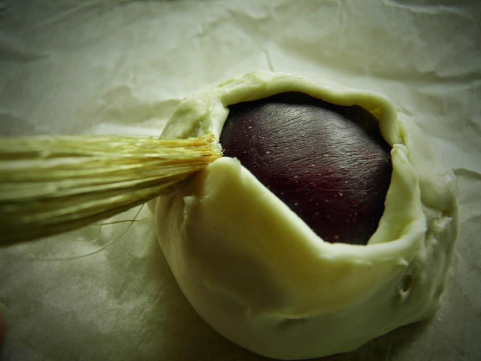 Ciasteczka ze śliwką i cynamonem - przygotowanie 2