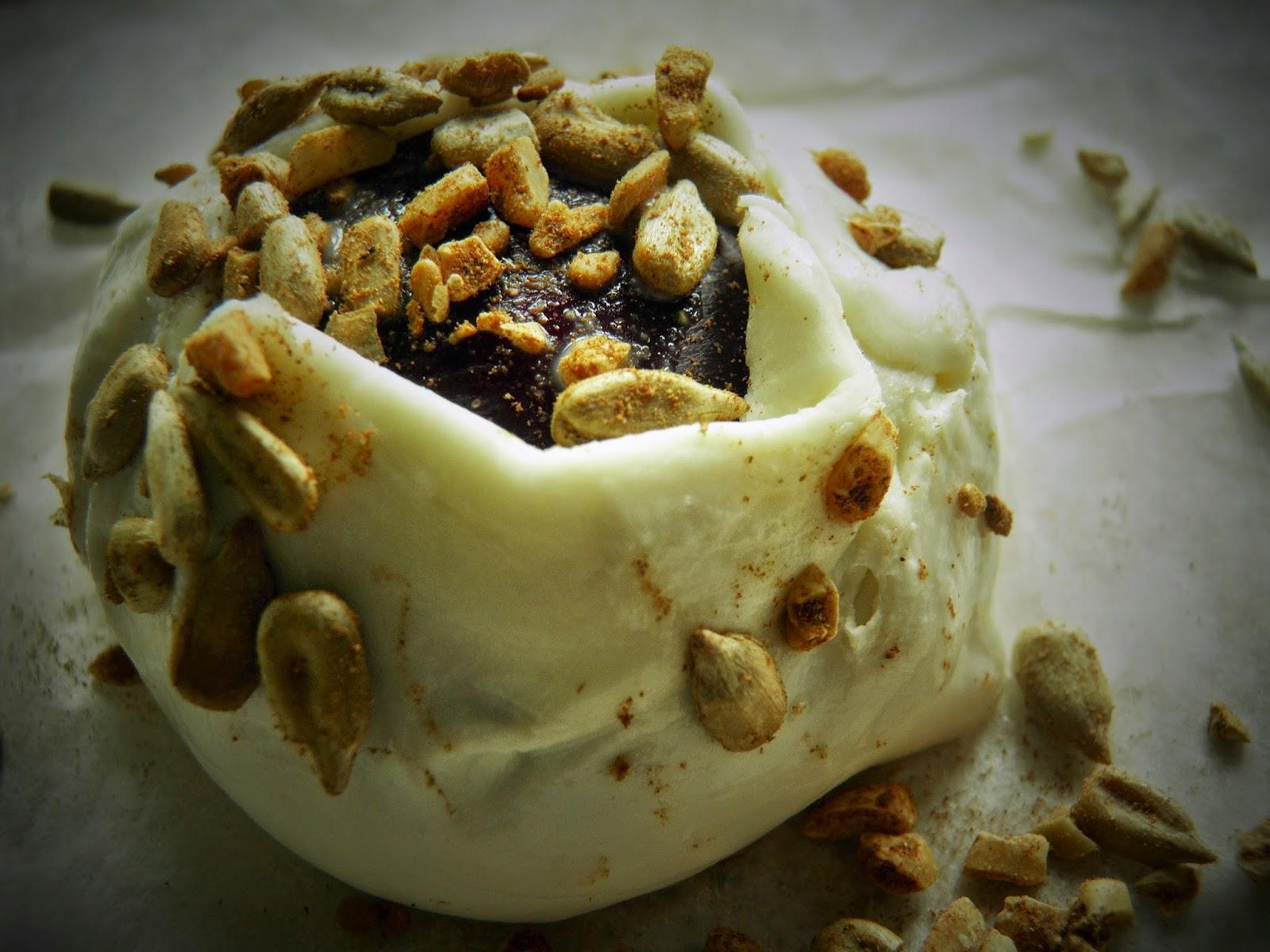 Ciasteczka ze śliwką i cynamonem - przygotowanie 3