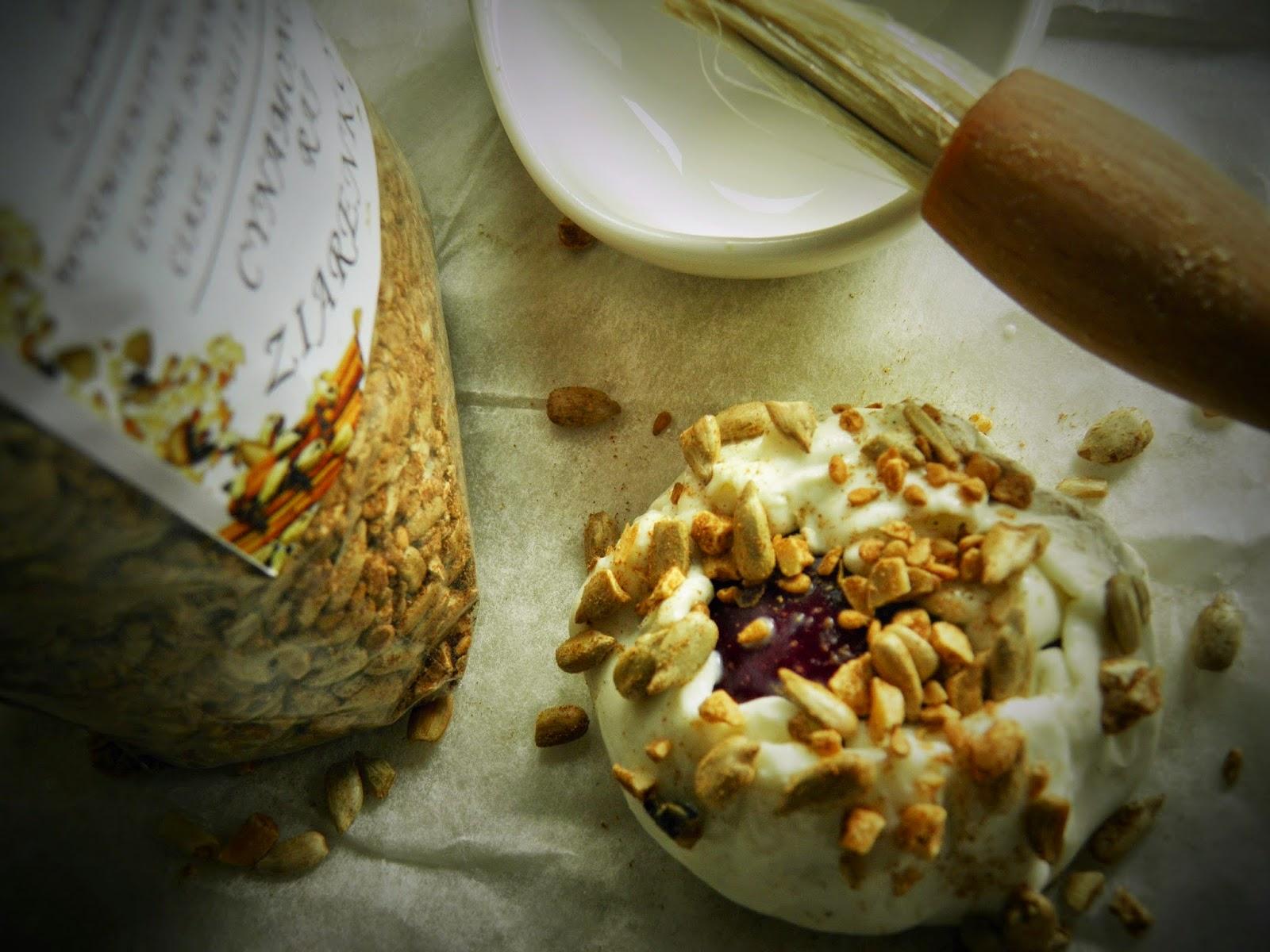 Ciasteczka ze śliwką i cynamonem - przygotowanie 4