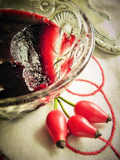 Galaretka winogronowa