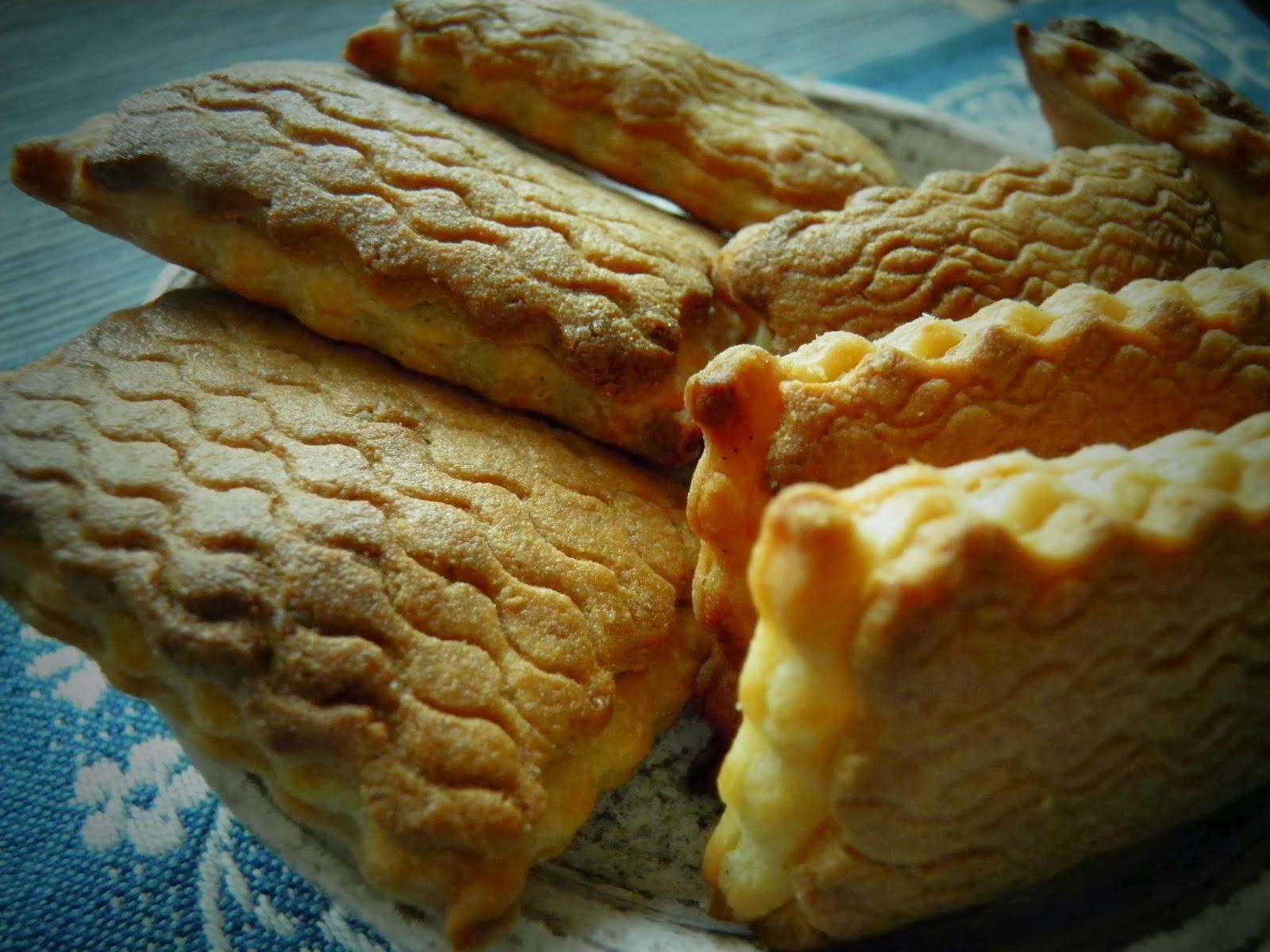 Marcepanowe herbatniki z serem