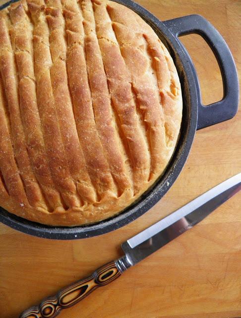 Pszenny chleb codzienny na drożdżach 2