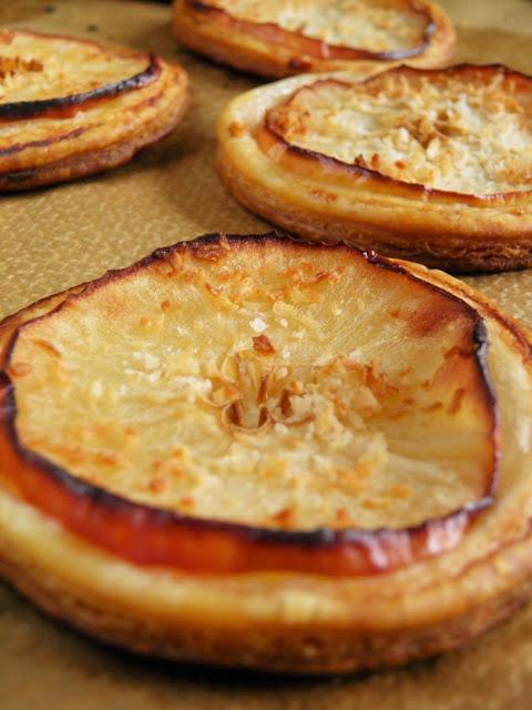 Talarki z jabłkami i kokosem 3