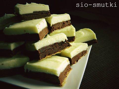 Truflowe torciki waniliowo-czekoladowe