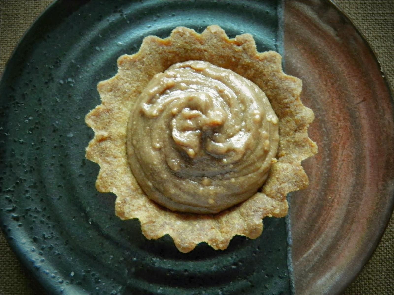 Waniliowe babeczki z kremem kawowym