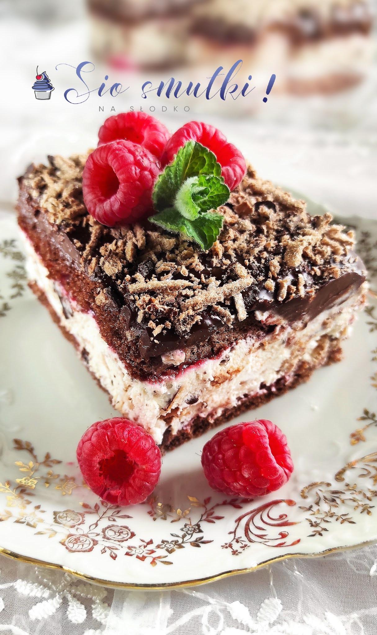 Pyszne ciasto Grześ