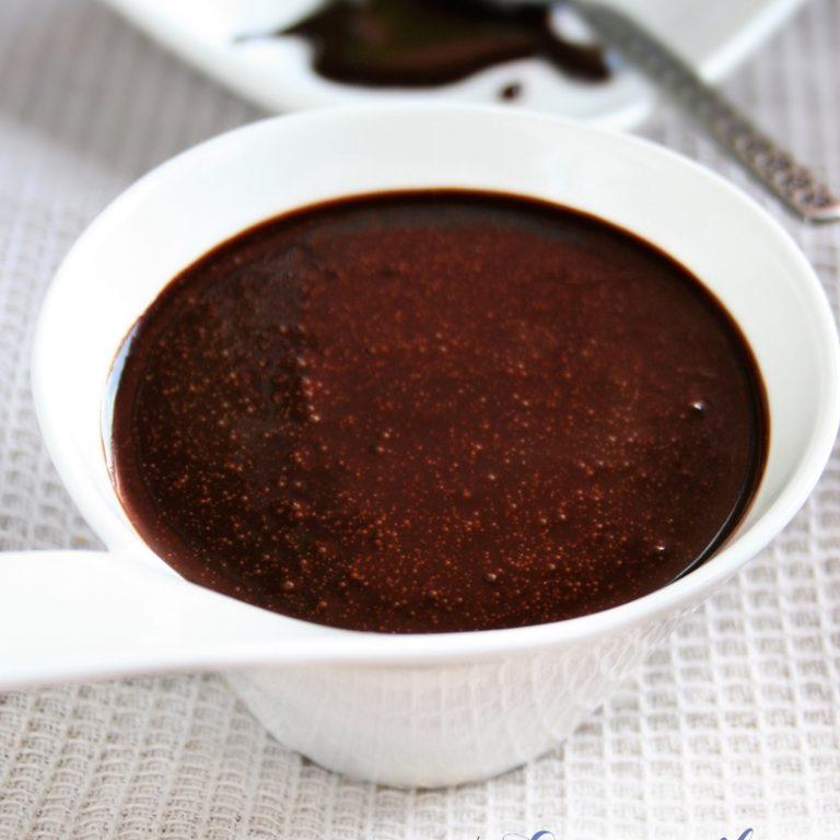 Domowa polewa czekoladowa