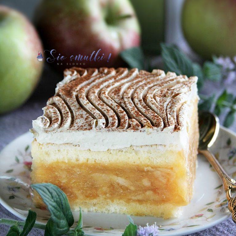 Cytrynowiec z jabłkami